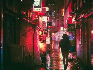 Misteriosa lluvia negra cae en Japón