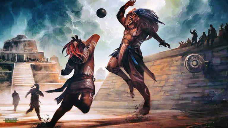 Hallan cancha de juego de pelota de hace 3.400 años en México