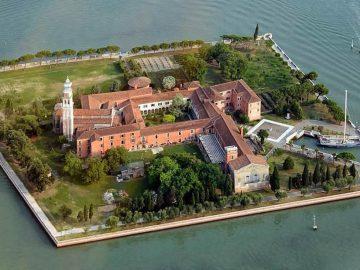 Monasterio Mekhitarista en la isla de San Lázar