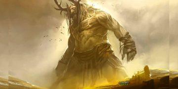 El exterminio de los Nefilim narrado en el Libro de los Gigantes