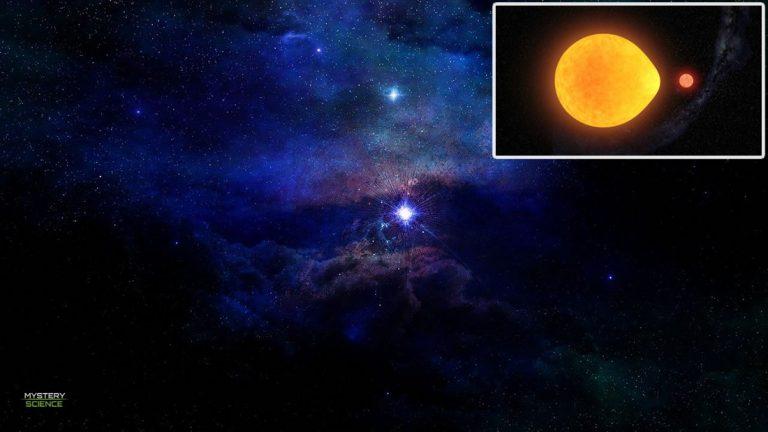 Descubren un nuevo tipo de estrella con forma de lágrima