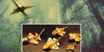 Los artefactos de Quimbaya, misteriosos aviones precolombinos.