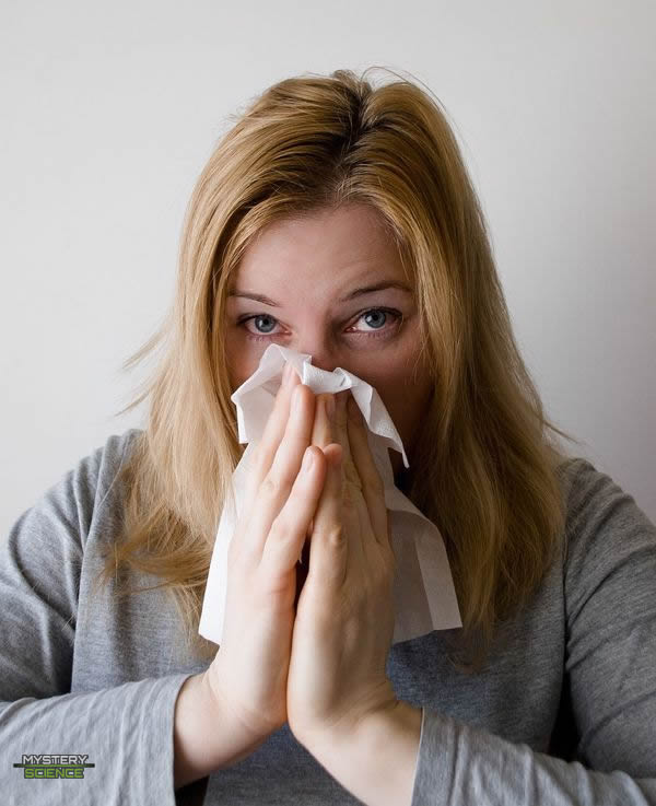 Diferencias gripe coronavirus y resfriado