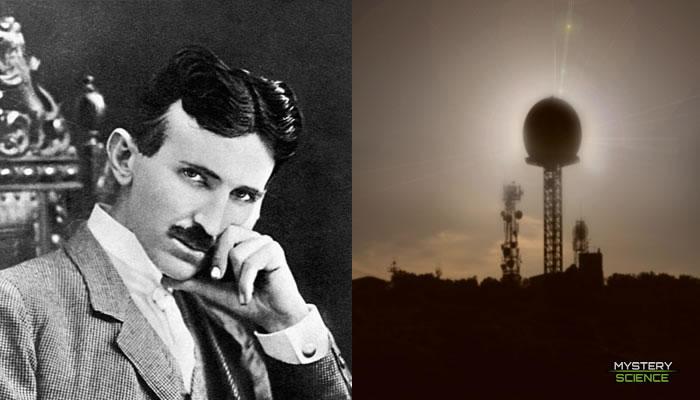 Tesla rastreó potentes señales que no eran terrestres