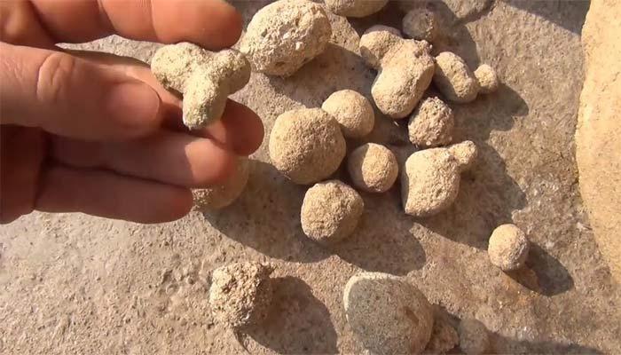 Piedras Trovant
