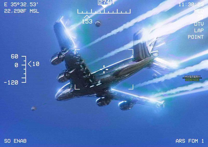 OVNI y el avión RB-47