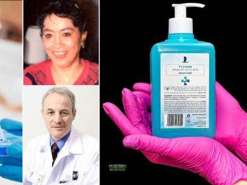 Pioneros en el uso del alcohol en gel: Su inventora latina y el doctor suizo que lo implementó masivamente