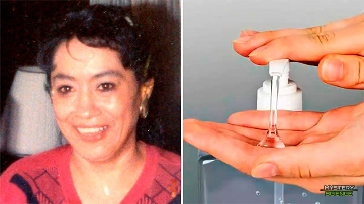 Guadalupe 'Lupe' Hernández, inventora del alcohol en ge