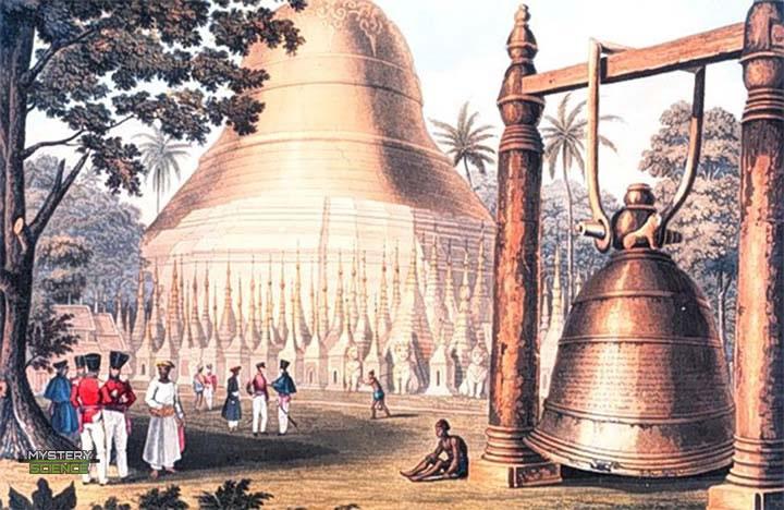 Gran Campana de Oro de Dhammazedi