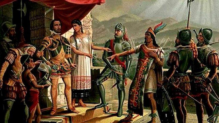 Conquistadores españoles utilizaron tecnología indígena para fabricar sus armas