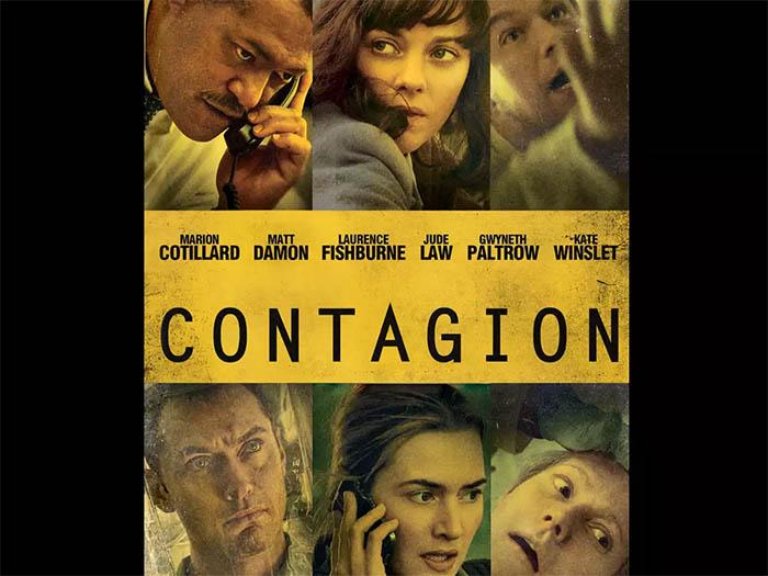 Similitudes del virus de Contagion con el coronavirus
