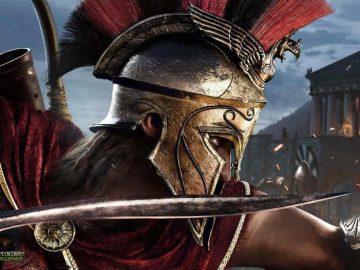 Espartanos, los soldados más temidos de la antigua Grecia