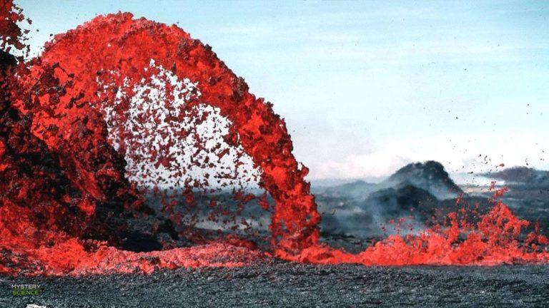 Científicos descubren que el hierro del núcleo de la Tierra se está filtrando