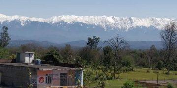 El Himalaya es visible desde la India por primera vez en 30 años gracias a la cuarentena