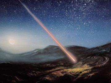 Hallan el primer registro histórico de una muerte humana por impacto de meteorito