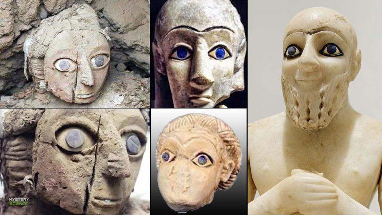 Misteriosas semejanzas entre una momia sudamericana y estatuas sumerias
