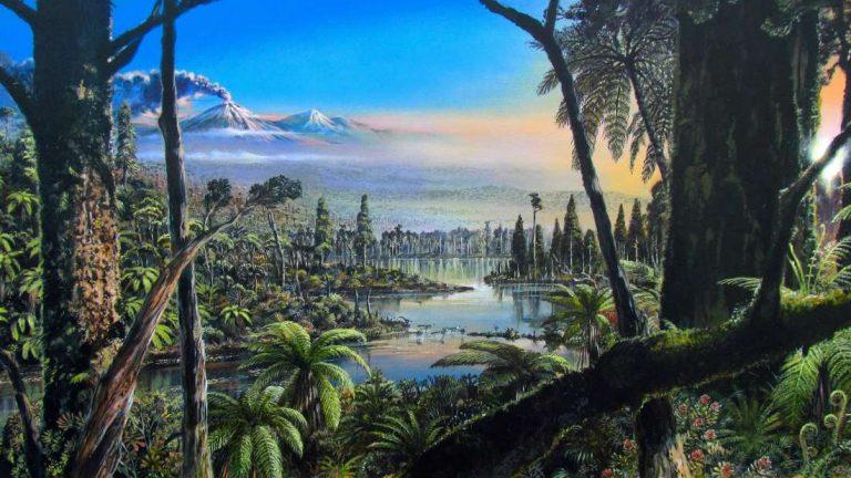 Hallan evidencias de que la Antártida pudo ser una antigua selva tropical