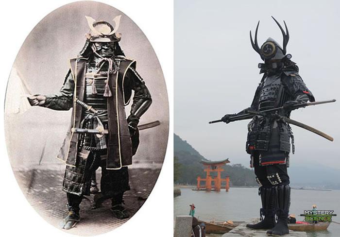 Samuráis japoneses