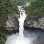La cascada más alta de Ecuador desapareció repentinamente