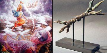 Vajra, la poderosa «arma de rayos» del dios Indra
