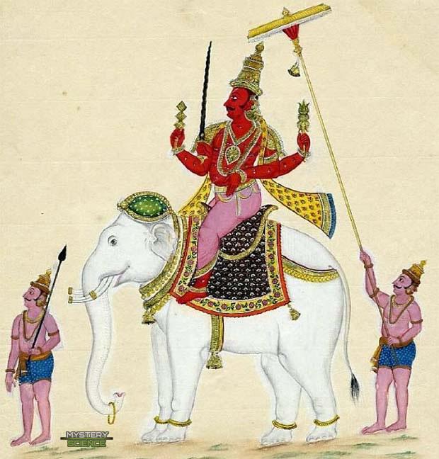 Indra, dios del trueno