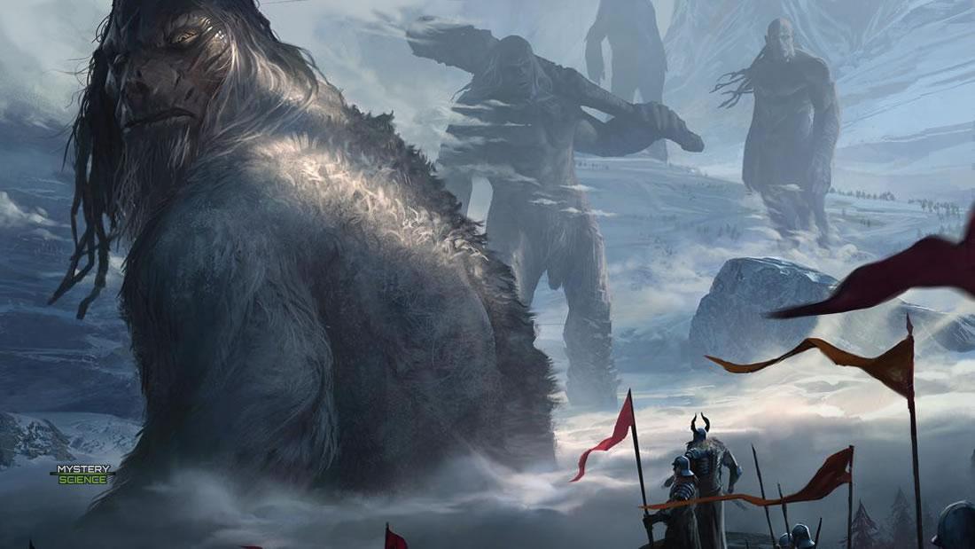 Batalla con gigantes