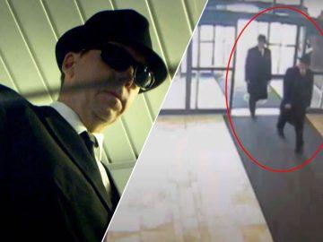 Hombres de Negro: agentes secretos o «alienígenas» que amenazan a testigos OVNI (Vídeo)