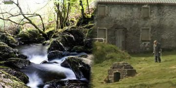 Irlandeses buscan consuelo de la pandemia volviendo a visitar antiguos pozos sagrados