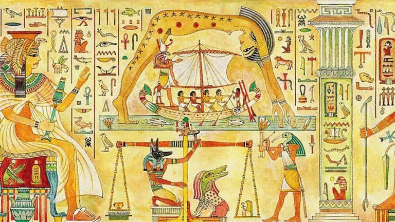 Zep Tepi y el mito del Antiguo Egipto sobre la creación