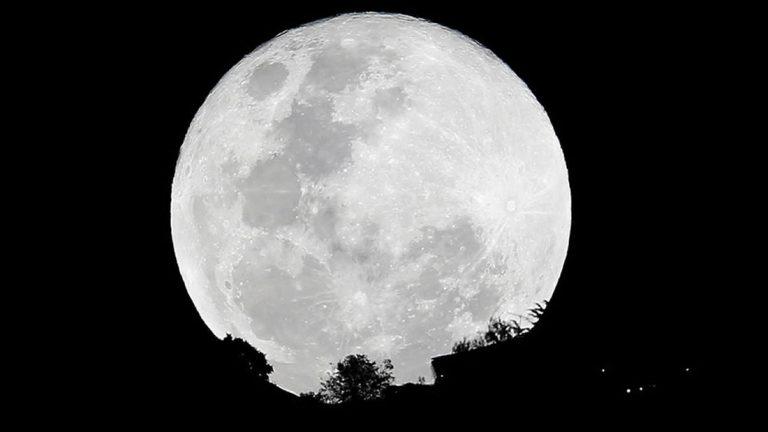 La última Superluna del 2020 podrá verse esta semana