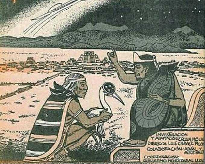 Consulta espiritual azteca