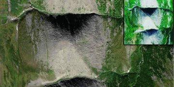Descubren una pirámide gigante en Rusia más grande que la de Keops