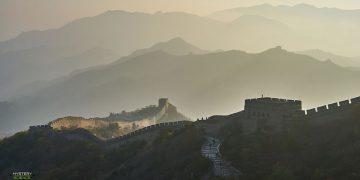 Parte de la Gran Muralla China no fue construida para contener invasiones, revela estudio
