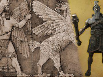 Marduk: dios babilónico que reinó sobre el caos de una guerra Anunnaki