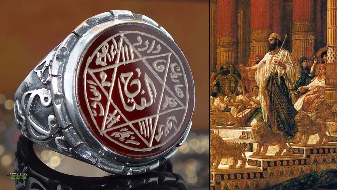 Mejorar cansado bebida  El enigma del anillo de poder del Rey Salomón y su posible origen celestial  – Mystery Science