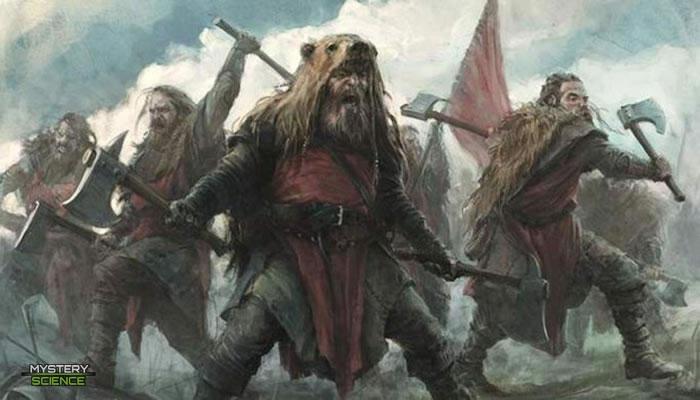 Guerreros berserkers