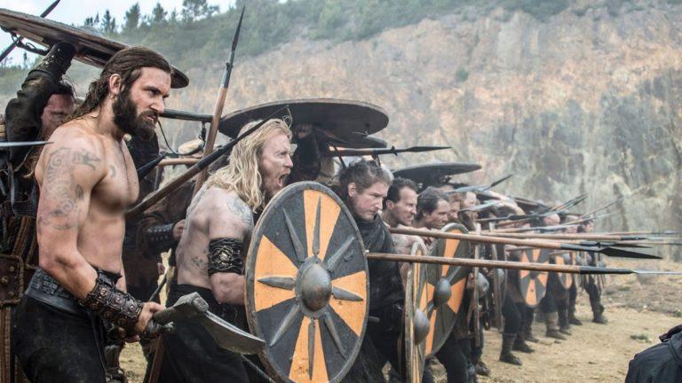 Berserkers vikingos