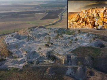 Estudio de ADN confirma el relato bíblico del reino de Canaán