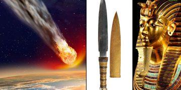 La daga de Tutankamon forjada con hierro extraterrestre procedente de un meteorito