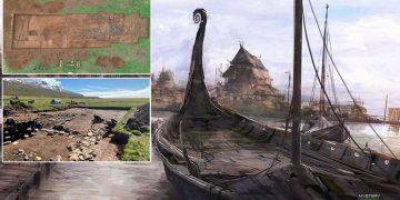 Descubren el asentamiento vikingo más antiguo de Islandia