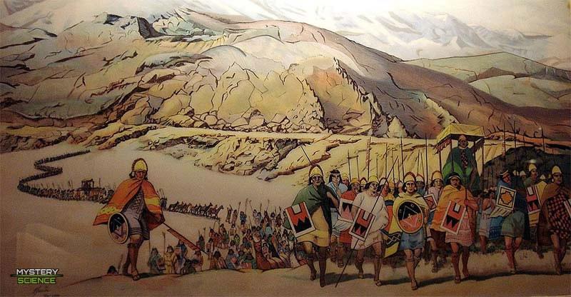 Ejército inca