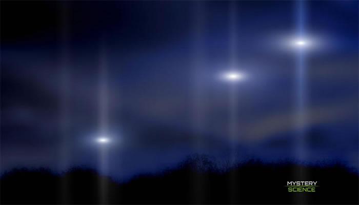 «Luces nocturnas»