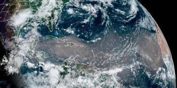 Densa nube de polvo viajó 10.000 km desde África hasta América Latina