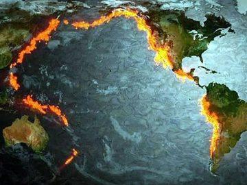¿Por qué el Cinturón de Fuego del Pacífico es tan peligroso?
