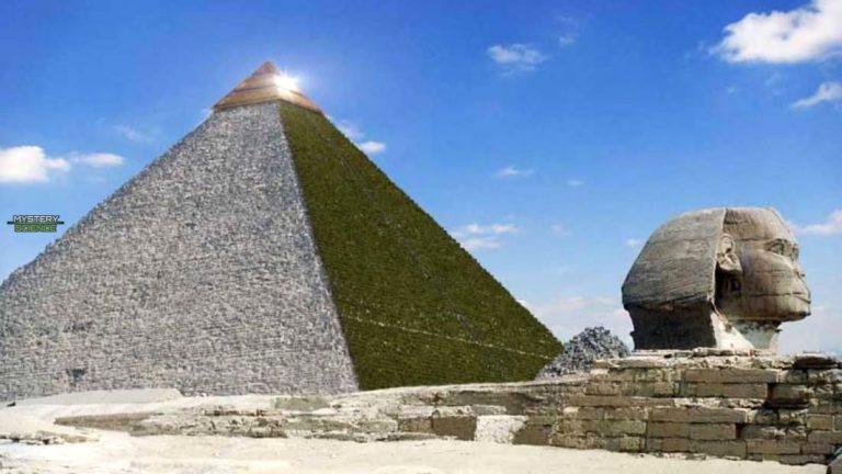 Secretos del Piramidión, la piedra sagrada que coronaba las pirámides y obeliscos egipcios