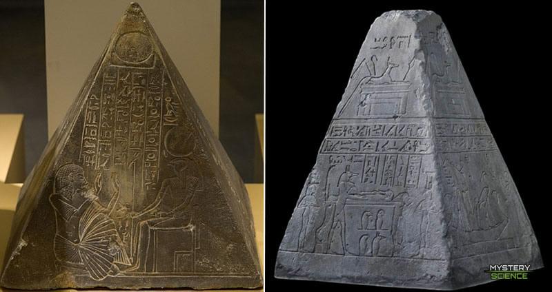 Secreto del piramidion