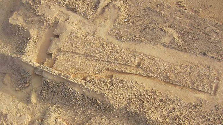 Hallan una construcción de 8.000 años de antigüedad en un oasis de Arabia Saudita
