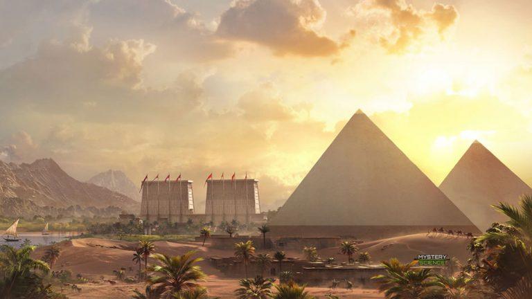 Cómo aprovechaban la energía solar los antiguos Egipcios en sus hogares