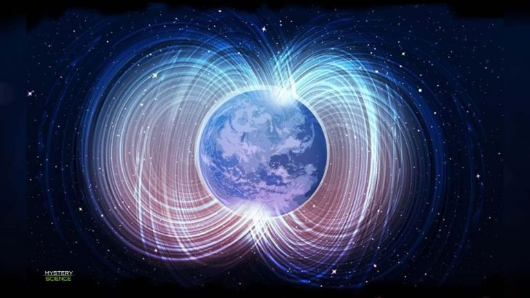 Detectan rara perturbación del campo magnético de la Tierra en distintas partes del mundo