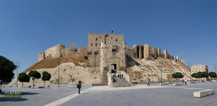 Ciudad antigua de Aleppo